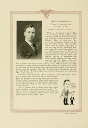 Page 88, 1922 Edition, Boston College - Sub Turri Yearbook (Boston, MA) online yearbook collection