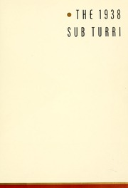 Page 7, 1938 Edition, Boston College - Sub Turri Yearbook (Boston, MA) online yearbook collection