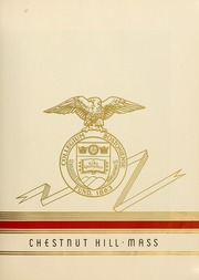 Page 9, 1940 Edition, Boston College - Sub Turri Yearbook (Boston, MA) online yearbook collection