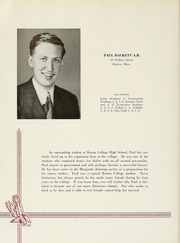 Page 148, 1941 Edition, Boston College - Sub Turri Yearbook (Boston, MA) online yearbook collection