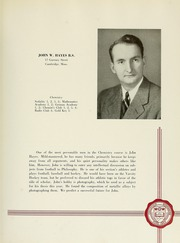Page 155, 1941 Edition, Boston College - Sub Turri Yearbook (Boston, MA) online yearbook collection