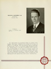 Page 181, 1941 Edition, Boston College - Sub Turri Yearbook (Boston, MA) online yearbook collection