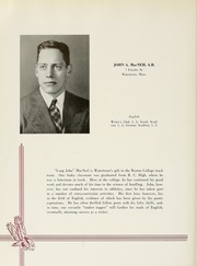 Page 186, 1941 Edition, Boston College - Sub Turri Yearbook (Boston, MA) online yearbook collection