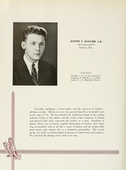 Page 188, 1941 Edition, Boston College - Sub Turri Yearbook (Boston, MA) online yearbook collection
