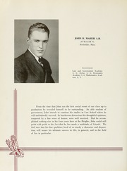 Page 190, 1941 Edition, Boston College - Sub Turri Yearbook (Boston, MA) online yearbook collection