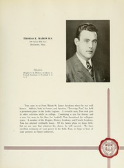 Page 191, 1941 Edition, Boston College - Sub Turri Yearbook (Boston, MA) online yearbook collection