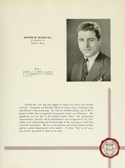 Page 193, 1941 Edition, Boston College - Sub Turri Yearbook (Boston, MA) online yearbook collection