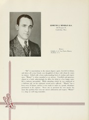 Page 216, 1941 Edition, Boston College - Sub Turri Yearbook (Boston, MA) online yearbook collection