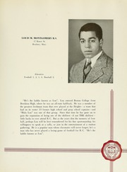 Page 219, 1941 Edition, Boston College - Sub Turri Yearbook (Boston, MA) online yearbook collection