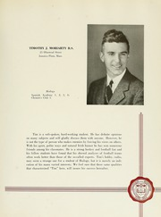 Page 223, 1941 Edition, Boston College - Sub Turri Yearbook (Boston, MA) online yearbook collection