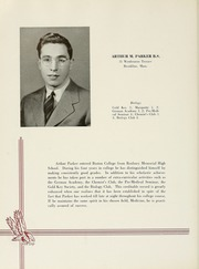 Page 252, 1941 Edition, Boston College - Sub Turri Yearbook (Boston, MA) online yearbook collection
