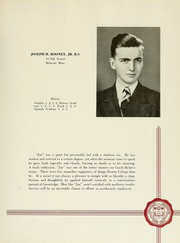 Page 265, 1941 Edition, Boston College - Sub Turri Yearbook (Boston, MA) online yearbook collection