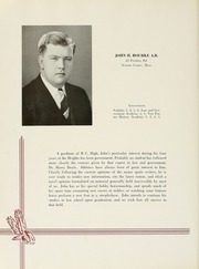 Page 268, 1941 Edition, Boston College - Sub Turri Yearbook (Boston, MA) online yearbook collection
