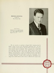 Page 269, 1941 Edition, Boston College - Sub Turri Yearbook (Boston, MA) online yearbook collection