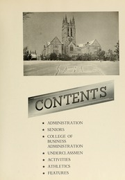 Page 13, 1942 Edition, Boston College - Sub Turri Yearbook (Boston, MA) online yearbook collection
