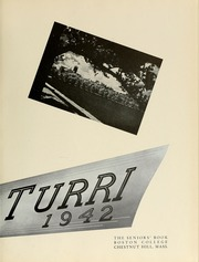 Page 9, 1942 Edition, Boston College - Sub Turri Yearbook (Boston, MA) online yearbook collection