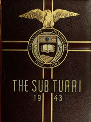 Boston College - Sub Turri Yearbook (Boston, MA) online yearbook collection, 1943 Edition, Page 1