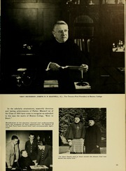 Page 17, 1954 Edition, Boston College - Sub Turri Yearbook (Boston, MA) online yearbook collection