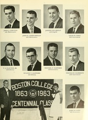 Page 85, 1963 Edition, Boston College - Sub Turri Yearbook (Boston, MA) online yearbook collection
