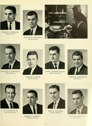 Page 87, 1963 Edition, Boston College - Sub Turri Yearbook (Boston, MA) online yearbook collection