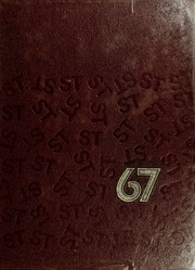 1967 Edition, Boston College - Sub Turri Yearbook (Boston, MA)