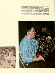 Page 12, 1967 Edition, Boston College - Sub Turri Yearbook (Boston, MA) online yearbook collection