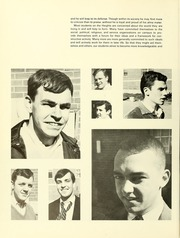 Page 14, 1967 Edition, Boston College - Sub Turri Yearbook (Boston, MA) online yearbook collection