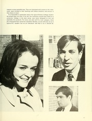 Page 15, 1967 Edition, Boston College - Sub Turri Yearbook (Boston, MA) online yearbook collection