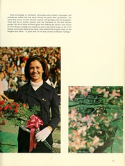 Page 17, 1967 Edition, Boston College - Sub Turri Yearbook (Boston, MA) online yearbook collection