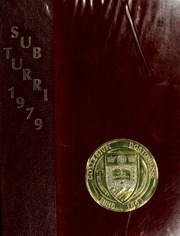 Page 1, 1979 Edition, Boston College - Sub Turri Yearbook (Boston, MA) online yearbook collection