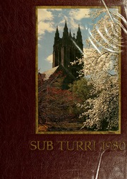 1980 Edition, Boston College - Sub Turri Yearbook (Boston, MA)