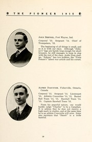 Page 29, 1915 Edition, Concordia College - Concordian Yearbook (Fort Wayne, IN) online yearbook collection