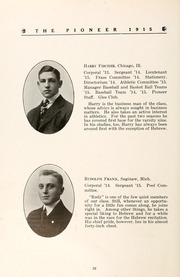 Page 30, 1915 Edition, Concordia College - Concordian Yearbook (Fort Wayne, IN) online yearbook collection