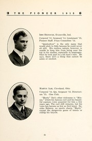 Page 31, 1915 Edition, Concordia College - Concordian Yearbook (Fort Wayne, IN) online yearbook collection