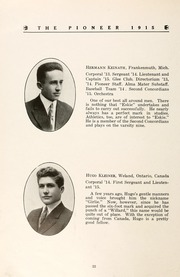 Page 32, 1915 Edition, Concordia College - Concordian Yearbook (Fort Wayne, IN) online yearbook collection