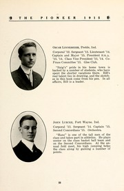 Page 33, 1915 Edition, Concordia College - Concordian Yearbook (Fort Wayne, IN) online yearbook collection