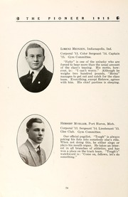 Page 34, 1915 Edition, Concordia College - Concordian Yearbook (Fort Wayne, IN) online yearbook collection