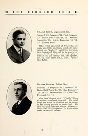 Page 35, 1915 Edition, Concordia College - Concordian Yearbook (Fort Wayne, IN) online yearbook collection