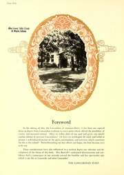 Page 10, 1930 Edition, Concordia College - Concordian Yearbook (Fort Wayne, IN) online yearbook collection