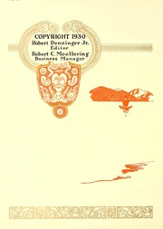 Page 8, 1930 Edition, Concordia College - Concordian Yearbook (Fort Wayne, IN) online yearbook collection