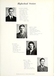 Page 15, 1943 Edition, Concordia College - Concordian Yearbook (Fort Wayne, IN) online yearbook collection