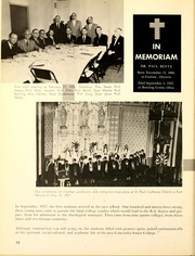 Page 16, 1959 Edition, Concordia College - Concordian Yearbook (Fort Wayne, IN) online yearbook collection
