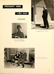 Page 9, 1959 Edition, Concordia College - Concordian Yearbook (Fort Wayne, IN) online yearbook collection