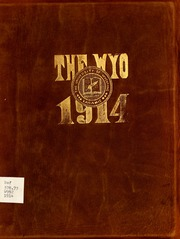 University of Wyoming - WYO Yearbook (Laramie, WY) online yearbook collection, 1913 Edition, Page 1