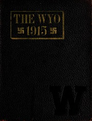 1914 Edition, University of Wyoming - WYO Yearbook (Laramie, WY)