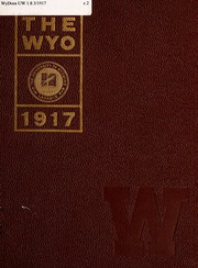 1916 Edition, University of Wyoming - WYO Yearbook (Laramie, WY)