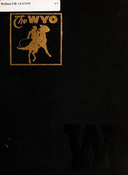 1917 Edition, University of Wyoming - WYO Yearbook (Laramie, WY)