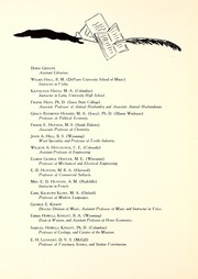 Page 14, 1920 Edition, University of Wyoming - WYO Yearbook (Laramie, WY) online yearbook collection