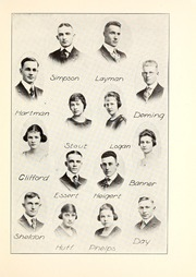 Page 9, 1920 Edition, University of Wyoming - WYO Yearbook (Laramie, WY) online yearbook collection