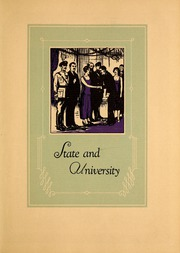 Page 13, 1925 Edition, University of Wyoming - WYO Yearbook (Laramie, WY) online yearbook collection